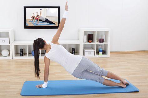Les meilleurs cours de fitness, Pilates, zumba, yoga sans bouger de chez soi (vidéos)