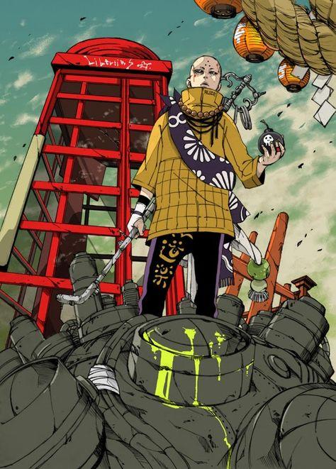 Awesome Robo!: The Art of Yusuke Matsumoto (Three Bar)