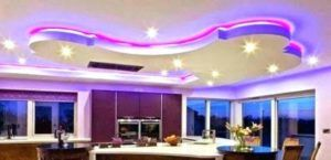 How To Install Led Strip Lights On Ceiling And Create An Amazing Look False Ceiling False Ceiling Design Ceiling Design