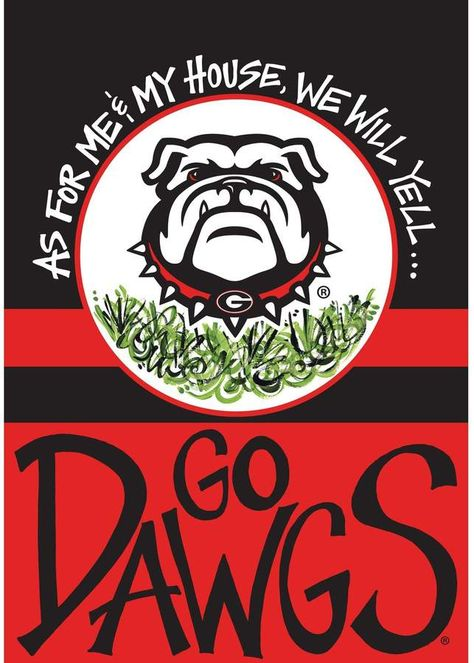 Unbranded Georgia Bulldogs 28 x 40 Double-Sided House FlagYou can find Georgia bulldogs and more on our website.Unbranded Georgia Bulldogs 28 x 40 Double-Sided House Flag U Of Georgia, Georgia Girls, Bulldog Mascot, Bulldog Puppies, Bulldog Wallpaper, Bulldog Quotes, Georgia Bulldogs Football, Georgia Bulldogs Quotes, Georgie