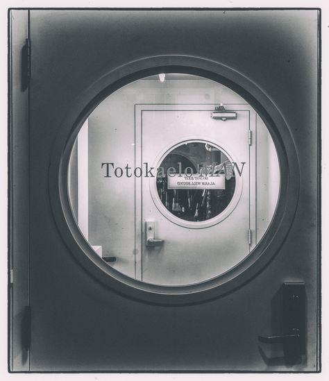 Doors within Doors. Steps of Elliot Bay Book Company, Seattle.