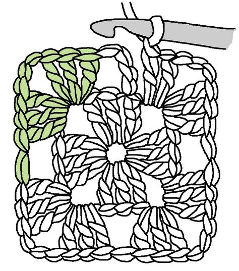 Could it be?  Finally online crochet instructions that can be understood?  With diagrams that can be understood?  Yes!!!  I've been looking to expand knitting to crochet.  This looks like a good place to start :)