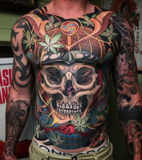 tattoo.artists on Somegram • Posts, Videos & Stories #somegram #tattoos Neo Traditional Tattoo Artwork Artist IG: matty_d_mooney