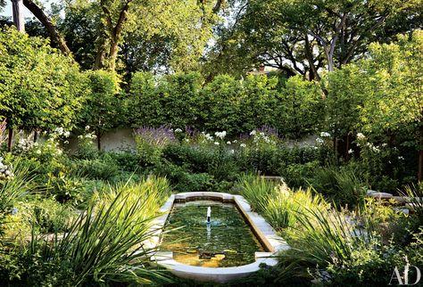 A Dutch Garden By Landscape Architect Ronald Van Der Hilst Is