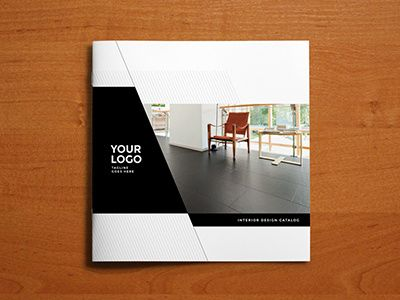 Minimal Interior Design Catalog Inspiration White Catalog