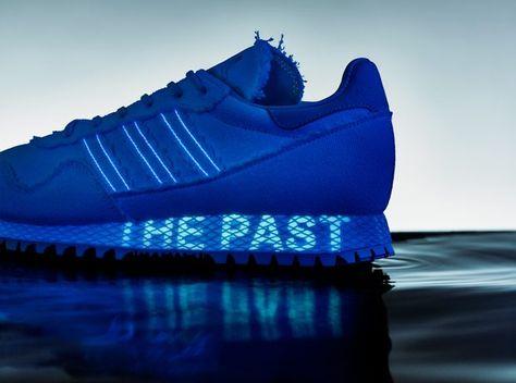 the best attitude c9cc6 c0bef THE PAST IS PRESENT  adidas Originals by Daniel Arsham