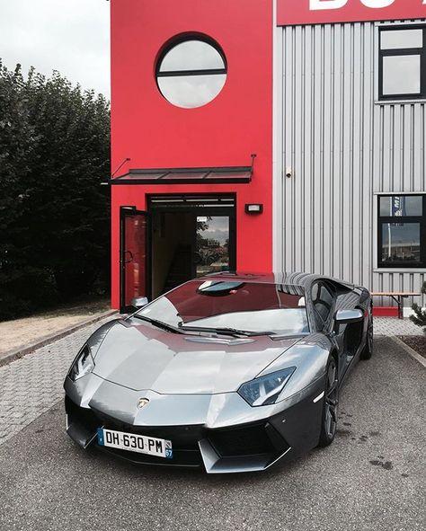 Lamborghini Aventador ! #TheSupercarSquad