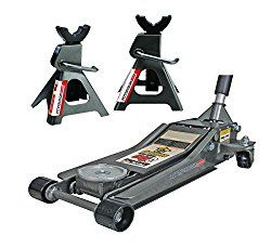 For Many This Is Where The Fun Starts When Dealing With A Car From Changing The Oil To Changing Your Exhaust This Jack Stands Floor Jack Trailer Accessories