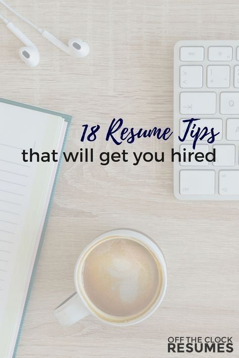 21 Resume Tips That Will Get More Interviews In 2021