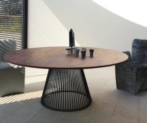 Round Modern Dining Table 8 Modern Dining Tables With Round