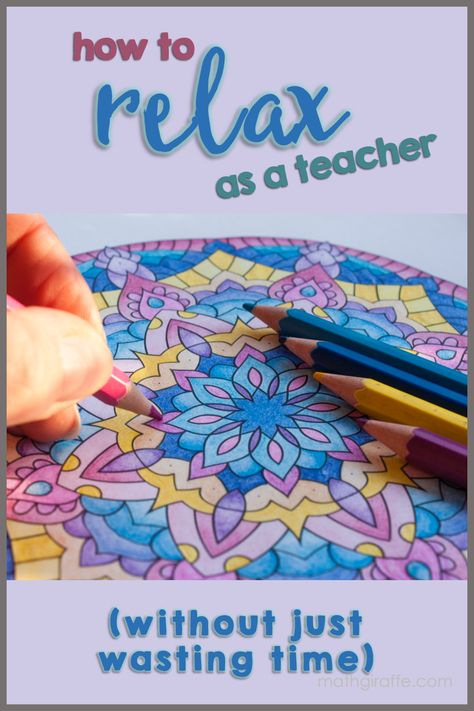 Help for the Teacher Soul during this Stressful Situation