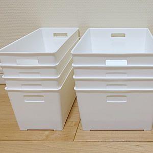 100均ショップseria セリア の人気商品やおすすめ収納グッズ ケース ボックス をブログ記事でレポートします シンプルインテリアに取り入れやすいおしゃれな収納グッズやキッチン用品が多いです 収納 アイデア パントリー 収納 Ikea 食器棚 収納 引き出し