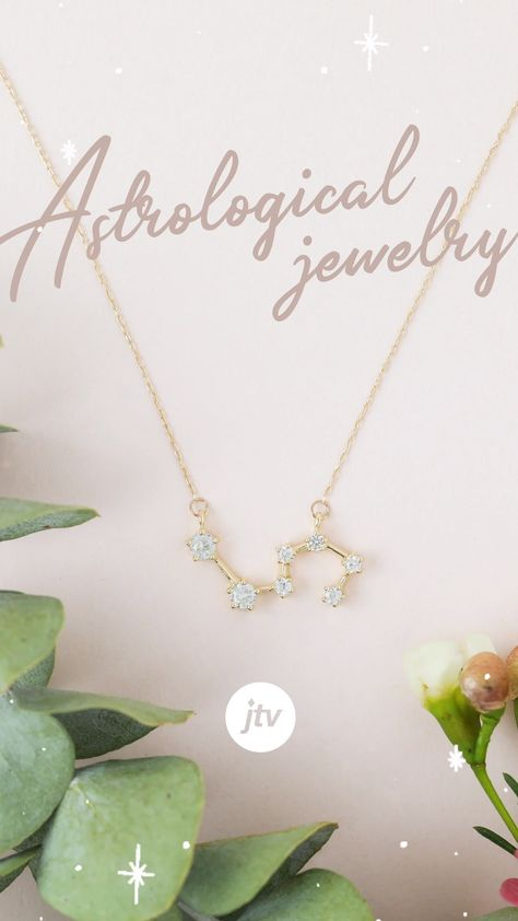 Read JTV's blog about astrological jewelry! 🌟