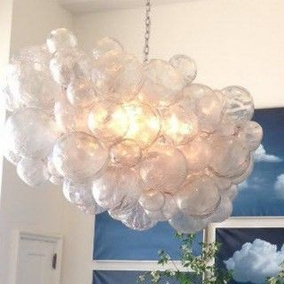 Oly Studio Muriel Cloud Chandelier Silver With Images Oly Studio Oly Studio Chandelier Bubble Chandelier