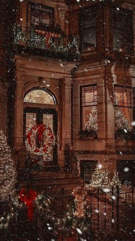 Christmas Scenes, Christmas Mood, Christmas Ideas, Christmas Christmas, Magical Christmas, Antique Christmas, Country Christmas, Christmas Crafts, Christmas Time Is Here