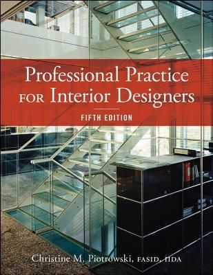 Download Pdf Professional Practice For Interior Designers By