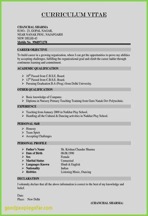 Pin By Govardhan On Govardhan Student Resume Template Job Resume Format Best Resume Format