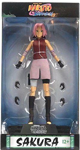 7″ Naruto Shippuden Sakura McFarlane Toys Action Figure