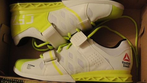 Details about Womens Reebok CrossFit Lifter Plus 2.0 White