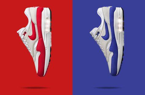 "Nike Air Max 1 Lunar ""OG Sport Red"" Freshness Mag"