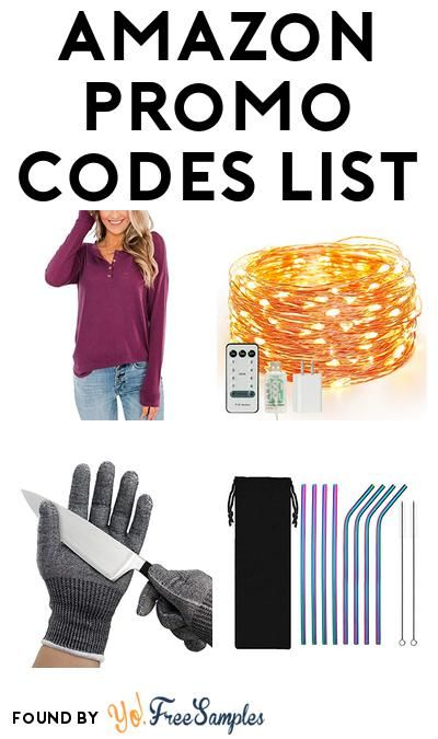 Today S Amazon Promo Codes That Actually Work List August 9 2020 Https Yofreesamples Com Amazon Deals Amazon P In 2020 Amazon Promo Codes Promo Coupon Promo Codes