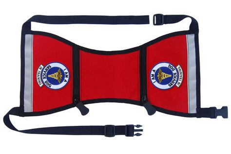 Service Dog In Training Cape Style Vest With Pockets Service