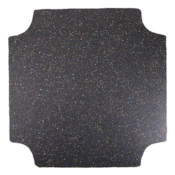 1 4 Inch Custom Rubber Mat For Klimb Tables Rubber Mat Rubber Mats