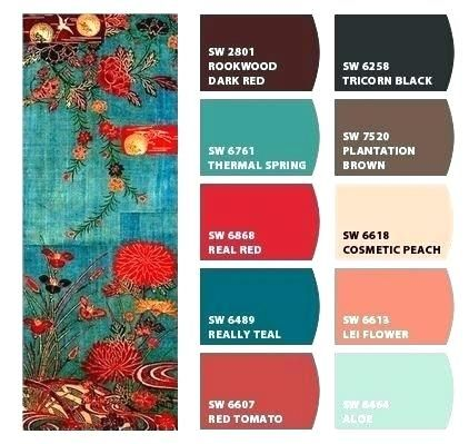 Colors That Go With Teal Color Schemes For Colored Walls Surpass Any Palette Paint Image Result Teal Living Rooms Kitchen Wall Colors Living Room Red