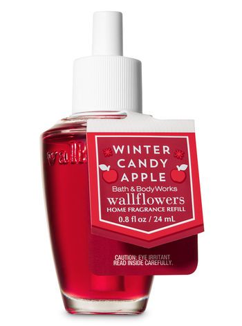 Winter Candy Apple Wallflowers Fragrance Refill Bath And Body