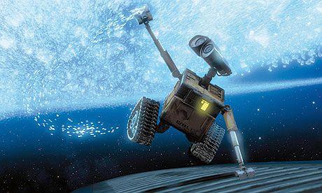 WALL-E named best film by LA critics