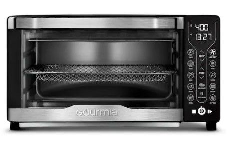 Check More At Https Dealsfinders Blog 06 Kohls Gourmia Toaster Oven Air Fryer Just 48 Free Shipping 10 Kohls Toaster Oven Toaster Countertop Convection Oven