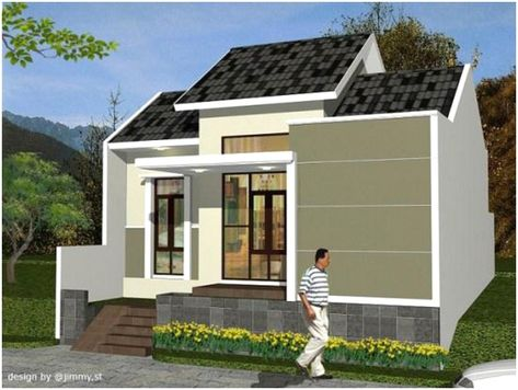 desain rumah minimalis elegan terbaru - desain rumah