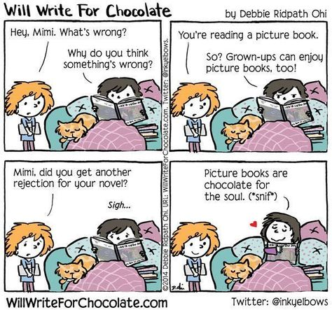 Comma Shock - Will Write For Chocolate - via @Debbie Arruda Arruda - how to write petition guide