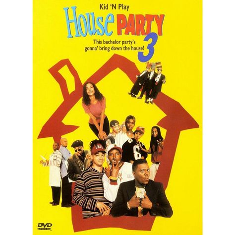 House Party 3 Dvd Movies House Party Kid N Play Full Movies