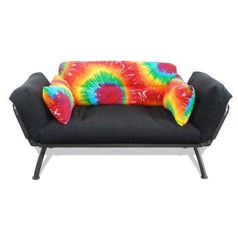 Com American Furniture Alliance Mali Flex Futon Frame And Cushions Black Sofa Bed Frames
