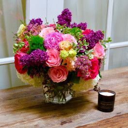 English Garden Mother S Day Bowl Flower Delivery Mothers Day Flowers Same Day Flower Delivery