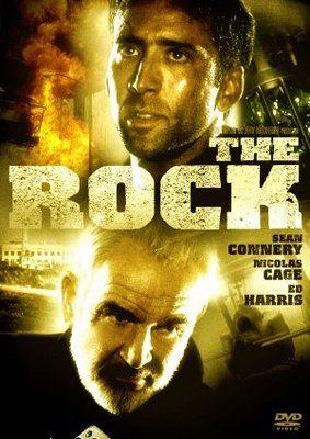 The Rock Movie Silk Poster 11 X17 24 X36 Sean Connery Nicolas Cage