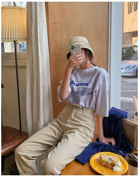 korean girl outfits street style