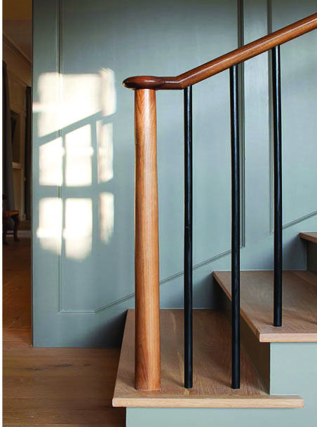 15 Stairs Railing Suggestions With Images Wooden Staircase