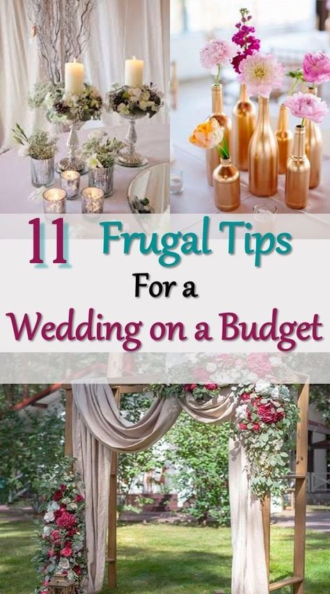 The cost of weddings has skyrocketed over the last 10 years to the point that they can literally break your budget. The average cost of a wedding is over $30,000 according to the latest reports. Check out these 11 Tips to Plan Your Wedding on a Budget.