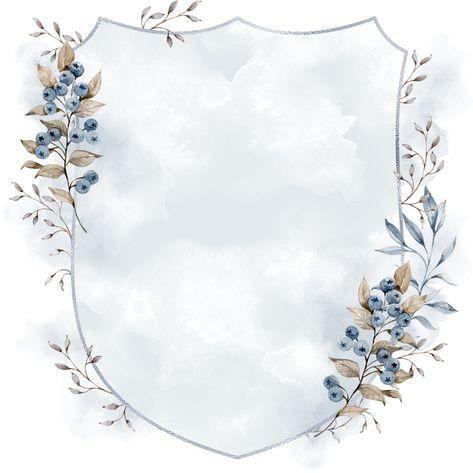 الحمدلله الذي بنعمته تتم الصالحات ر زقت ابنتي مها بـ مولود جعله الله قرة عين لوالديه Baby Blue Wallpaper Flower Frame Flower Backgrounds