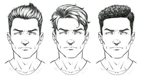 13++ Comic hair info