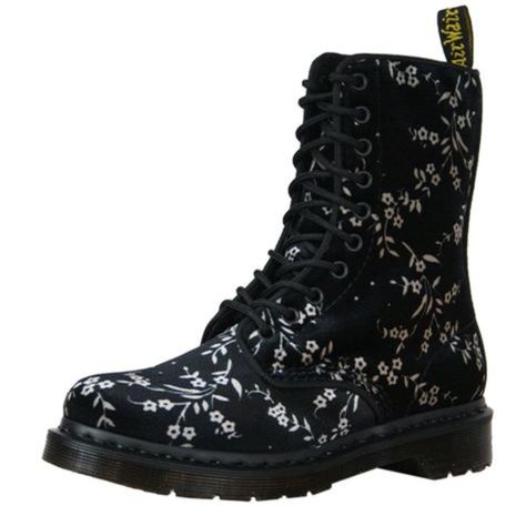 Dr. Martens Shoes   Dr. Martens Avery Velvet Boot   Color: Black   Size: 6