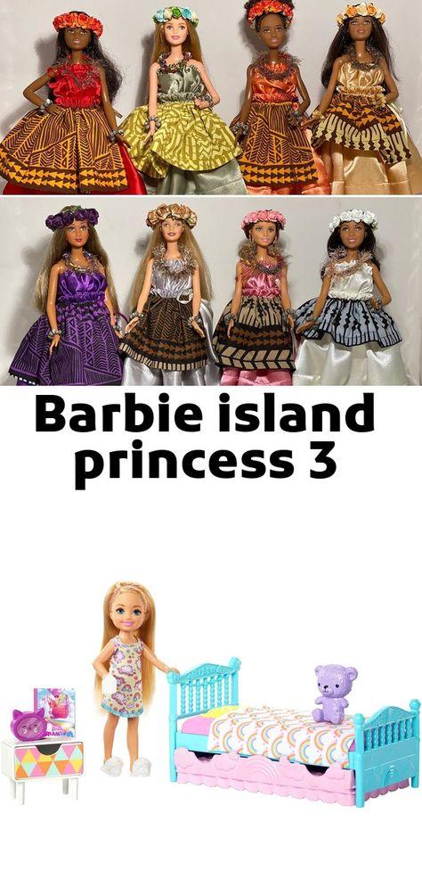 Barbie island princess 3