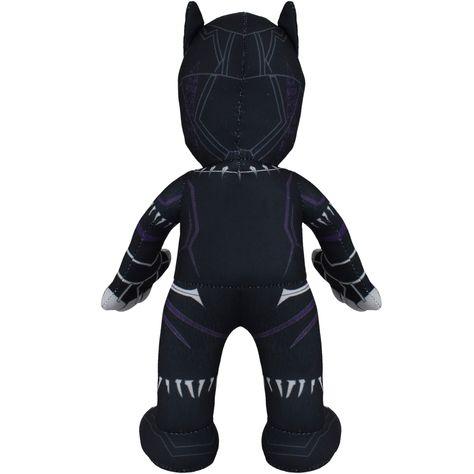 Marvel Plush Figure Bundle: Captain America & Black Panther 10