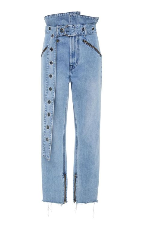23 Fall Pieces That Just Need a Sweater and Ankle Boots Grlfrnd Mia Cropped Straight-Leg Jeans 23 Fa Denim Fashion, Fashion Outfits, Fashion Top, Fashion Brands, Hipster Jeans, Designer Jeans For Women, Denim Ideas, Bean Boots, Denim Outfit