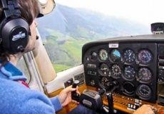 Curso de piloto de 2 horas en Vizcaya