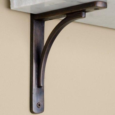 15cm//5.9in 2 Soporte para Estante Invisible de Metal,Escuadra Estanter/ía de Hierro Industrial Pesado,Soporte de Esquina Flotante de Pared,Soporte de /ángulo 90/°,Escuadra Balda pared Colgantes,Negro