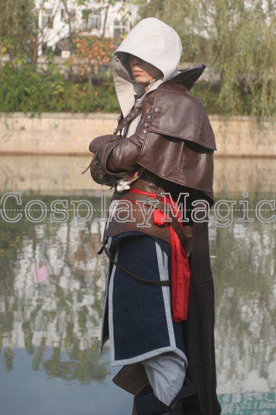 Assassin S Creed Iv Black Flag Edward Kenway Pirate Cloak