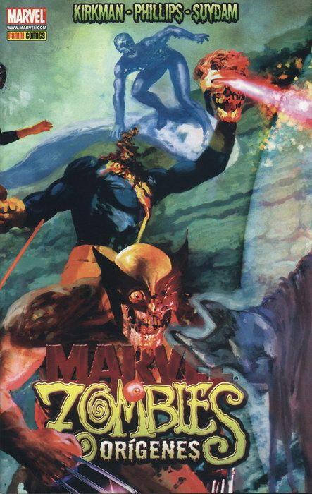 Marvel Zombies Origenes Panini Marvel Marvel Comics Comics